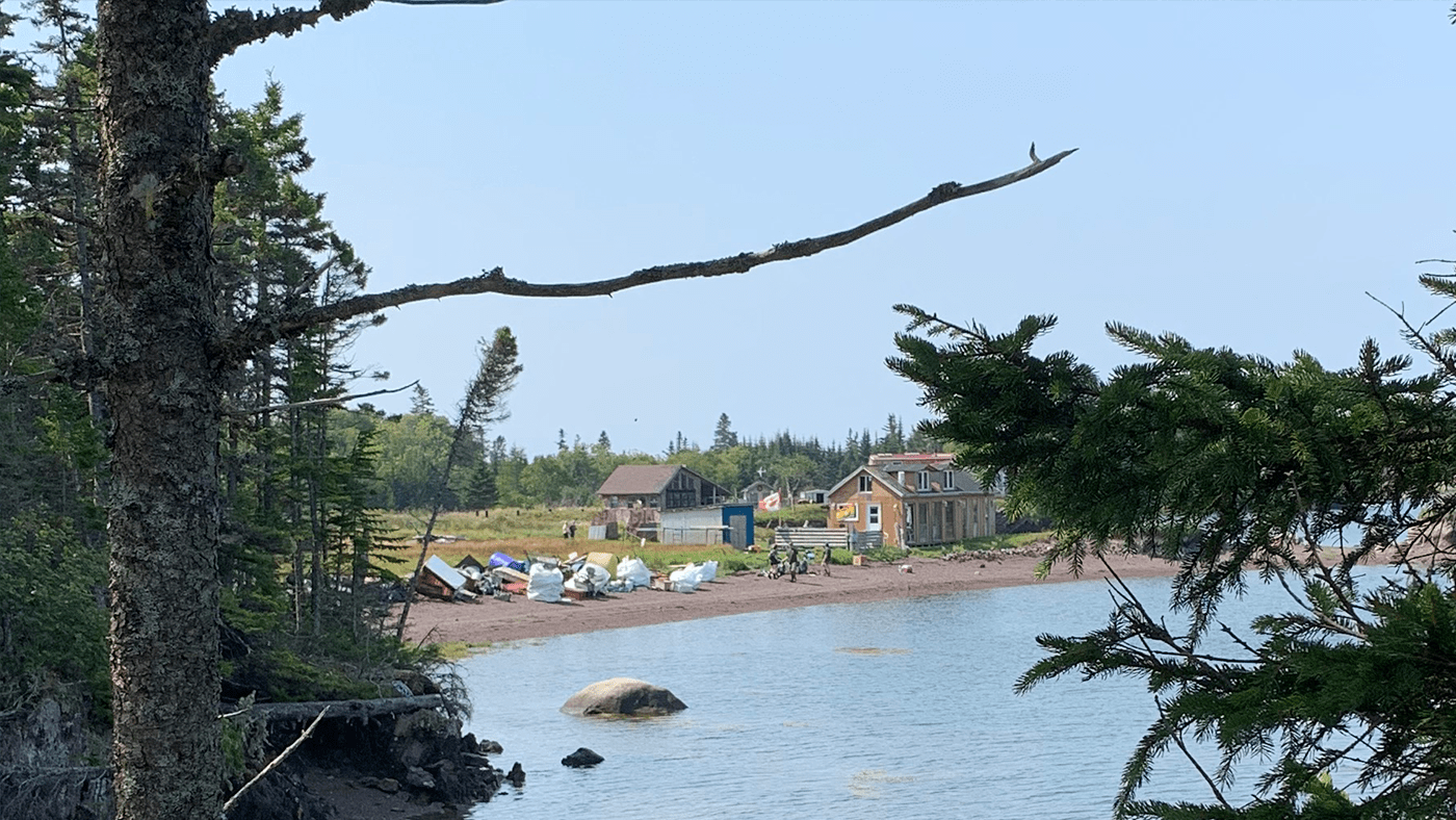 Great Fundy Coastal Cleanup