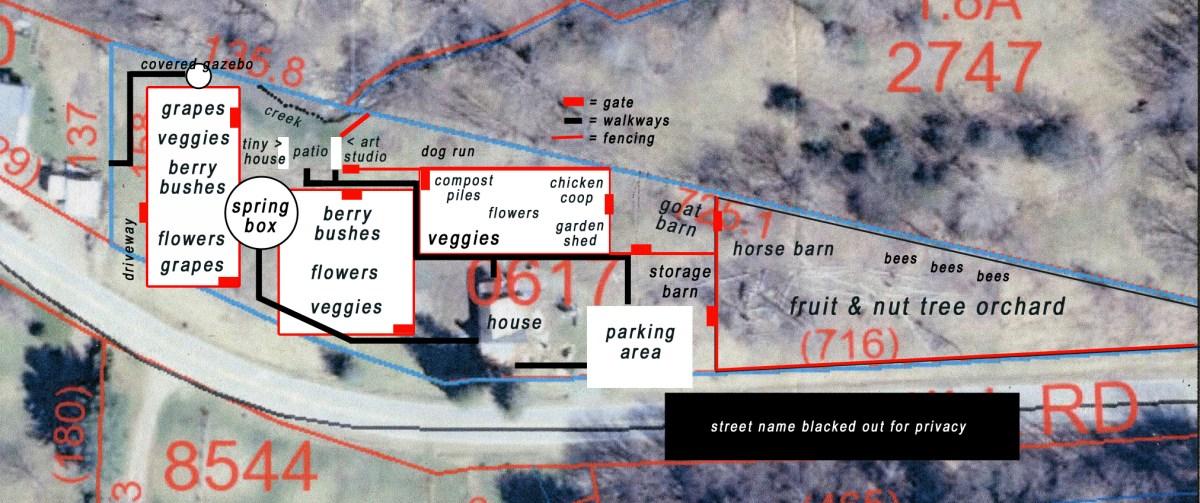 The Bumbleshack Tiny House Farm & Studio Plan