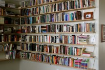 Wall Hanging Bookshelves