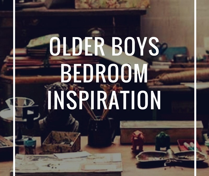 Design Inspiration for Older Boy Bedroom