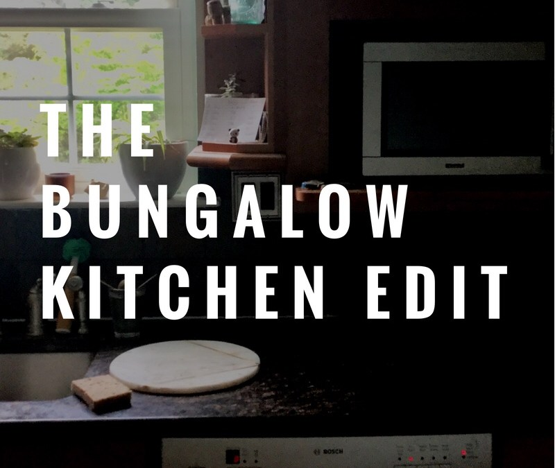 The Bungalow Kitchen Edit