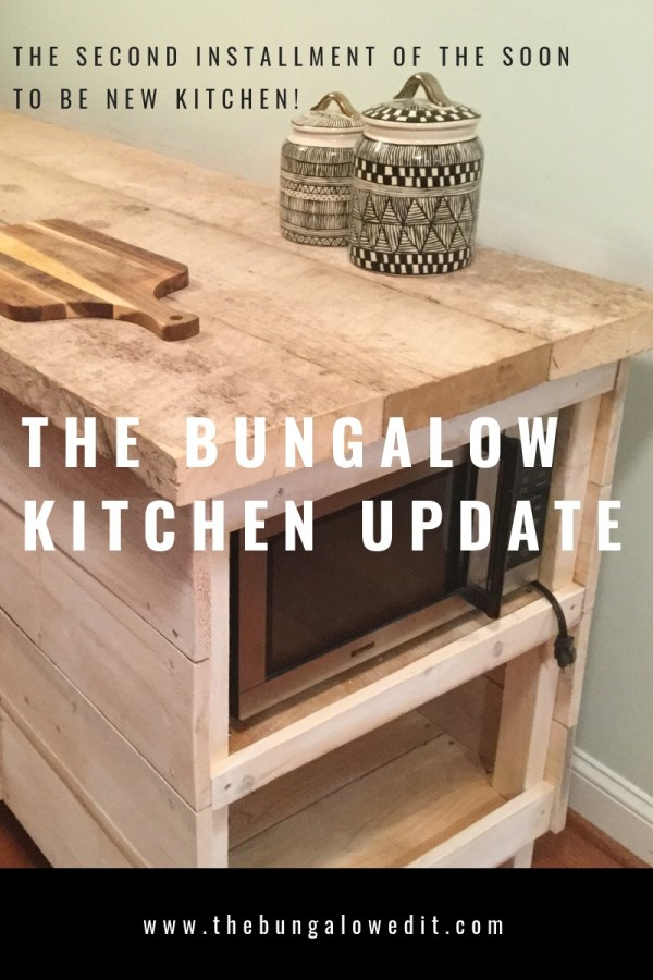 Kitchen update!