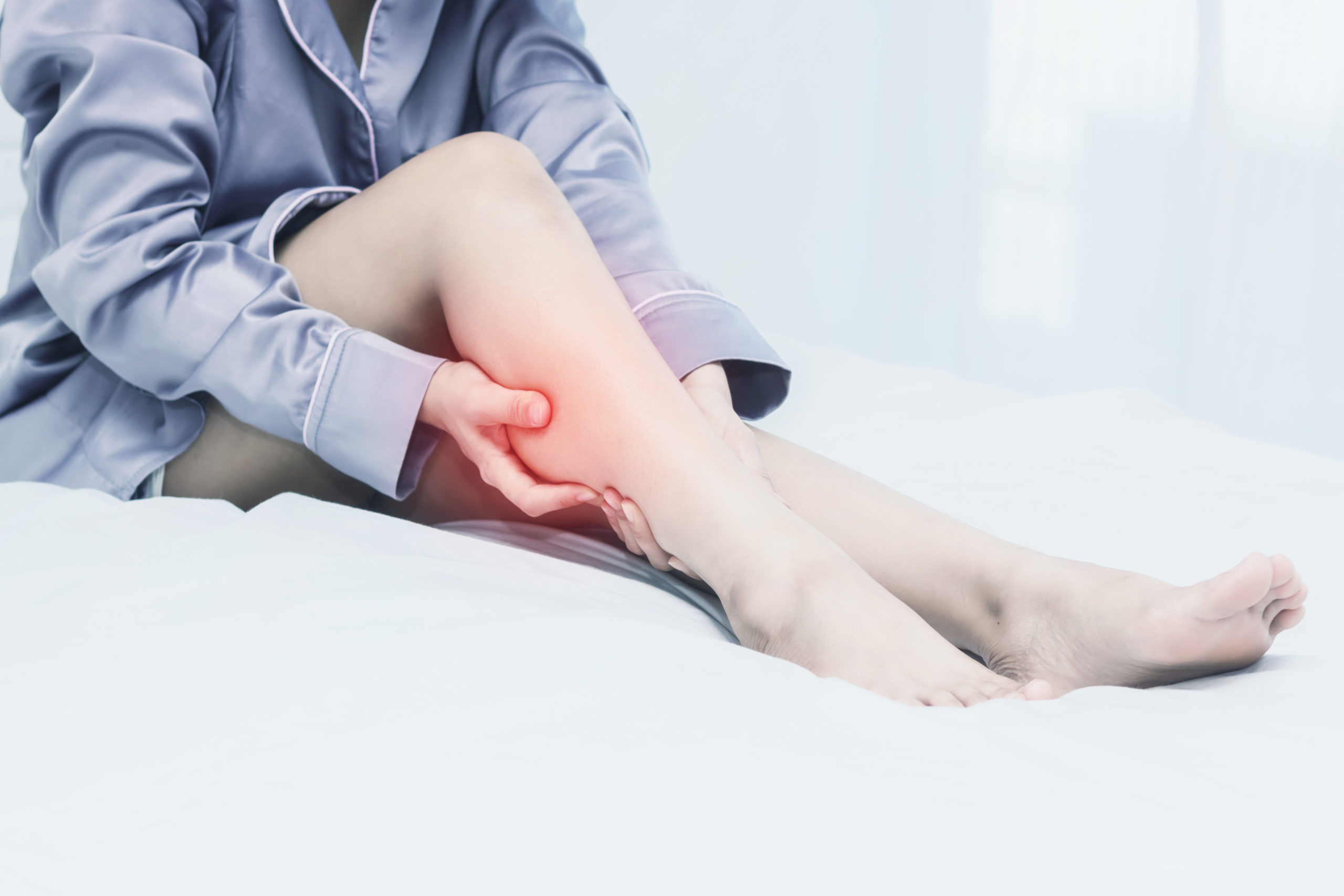 bunion leg pain