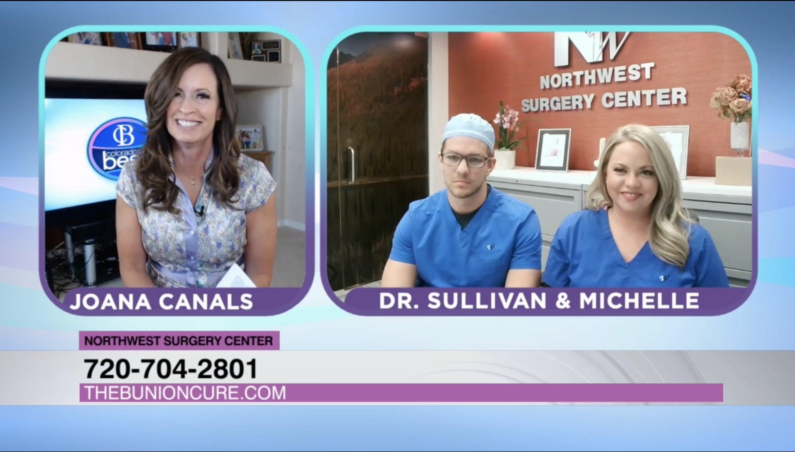 Northwest Surgery Center Interviewed on Colorado's Best