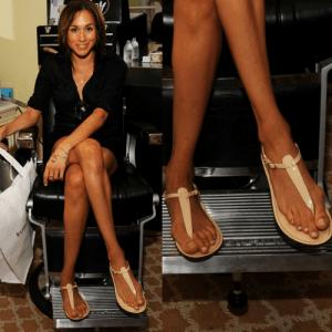 Celebrities with bunions: Meghan Markle has bunions