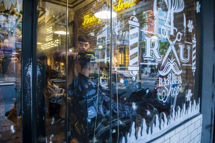Get Yourself Looking Slick At 4 Rau Barbershop In Saigon