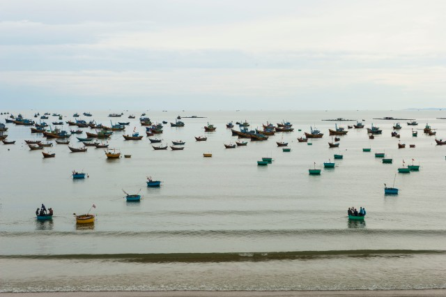 Mui Ne Harbour