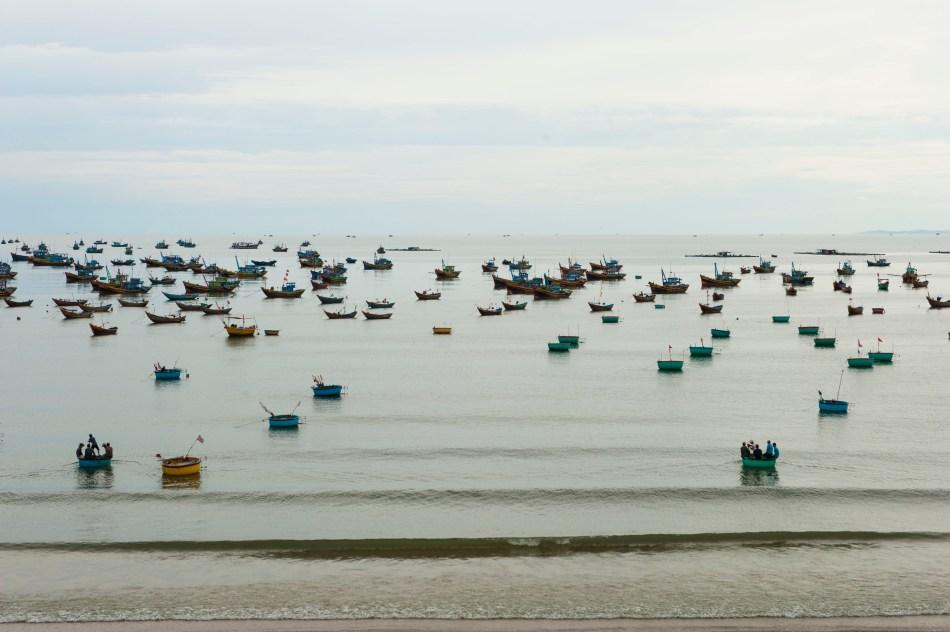 Mui Ne Harbour