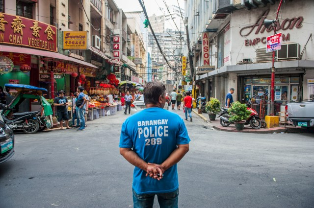 Chinatown Police