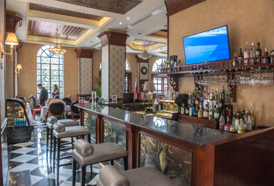 Luneta Hotel Bar