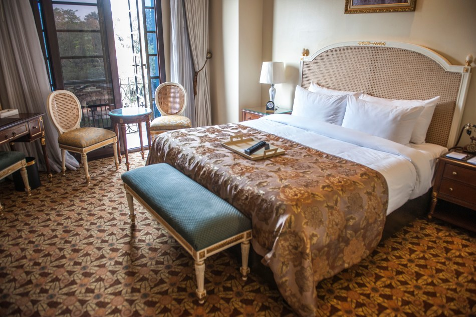 Luneta Hotel Bedroom 1