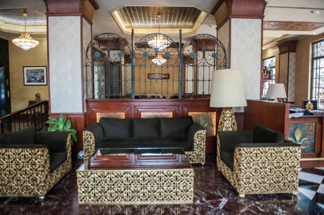 Luneta Hotel Lobby 2