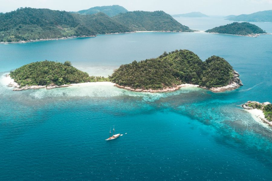 Taking The Plunge. Diving The Mergui Archipelago In Style