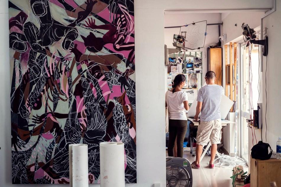Dave Lemke - Uudam Studio 1