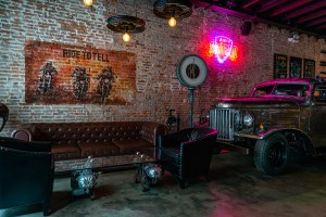 Pull Into Biker Shield Bistro For The Ride Of Your Life