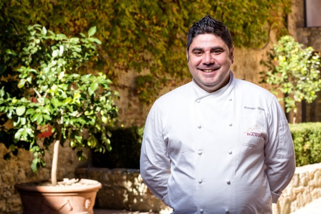 Chef Giuseppe Sposito