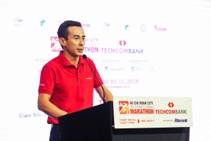 Techcombank Ho Chi Minh City International Marathon Press Conference