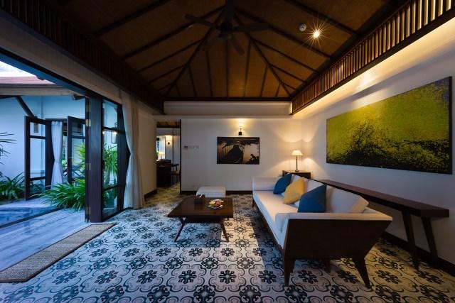 09 The Anam - Villa Living Room