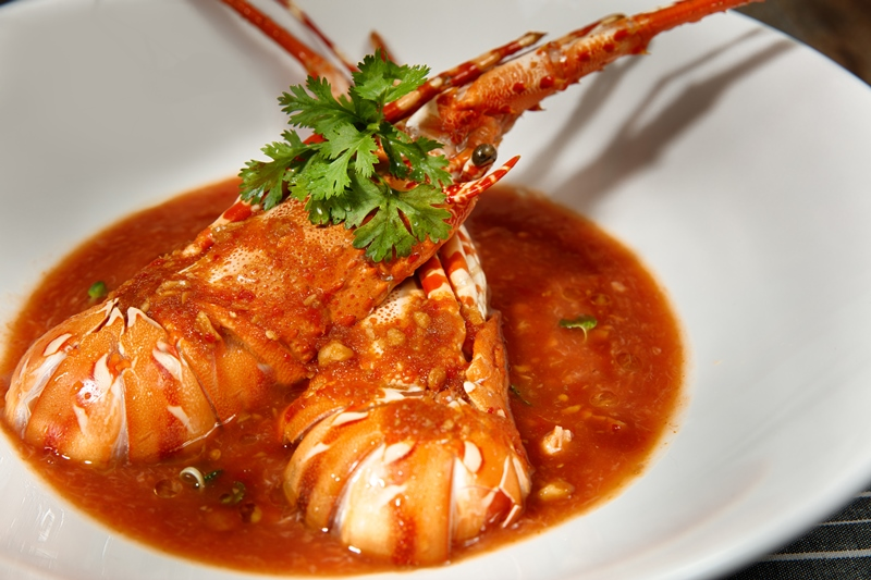 The Nha Trang Lobster Created By The Stars