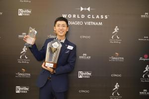 A Sip With Diageo World Class Winner Thep Dinh