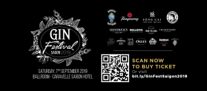 In Great Spirits. The Saigon Gin Festival Is Back