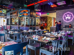 Neon, Lanterns & Dim Sum: Retro Bao Bei Ignites The Imagination