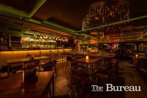 Saigon Bar Corked Tales' Ramos Gin Fizz