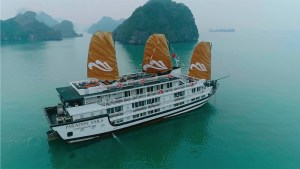 Paradise Sails To Set Sail In Halong Bay Vietnam