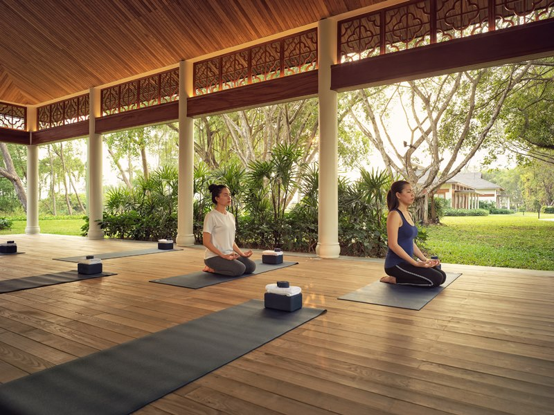 Azerai Can Tho Vietnam Introduces Yoga Retreat Packages