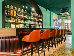 Same Club, New Space. The Saigon Cigar Club Is Back