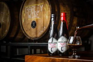 Pasteur Street Brewing Co's First Batch Of Barrel-Aged Beer Released