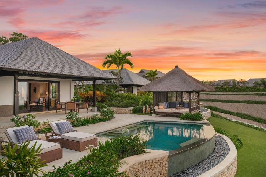 Accor Announces Raffles Bali  Soft Opening