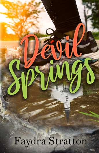 Book cover of Devil Springs by Faydra Stratton