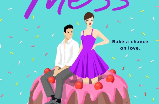 The Book cover of A Sweet Mess by Jayci Lee