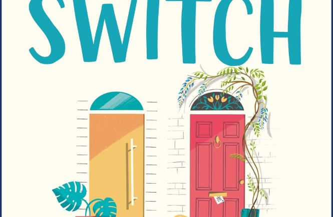 Book cover of The Switch by Beth O'Leary
