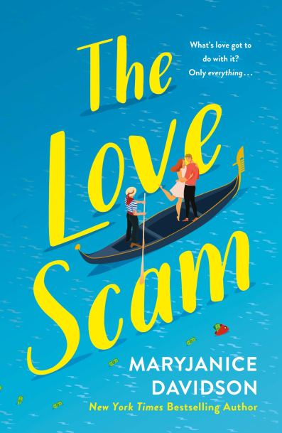 the love scam by maryjanice davidson book cover