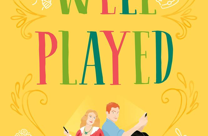 well played by jen deluca book cover
