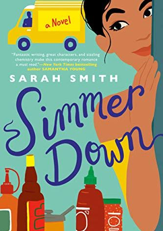 simmer down by sarah smith cover