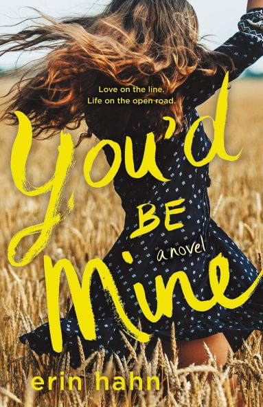 You'd Be Mine by erin hahn book cover