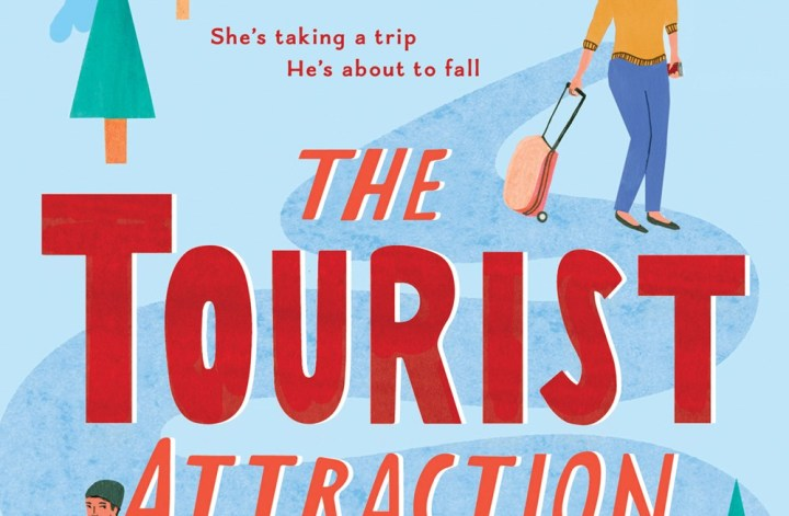 The Tourist Attraction by Sarah Morgenthaler book cover