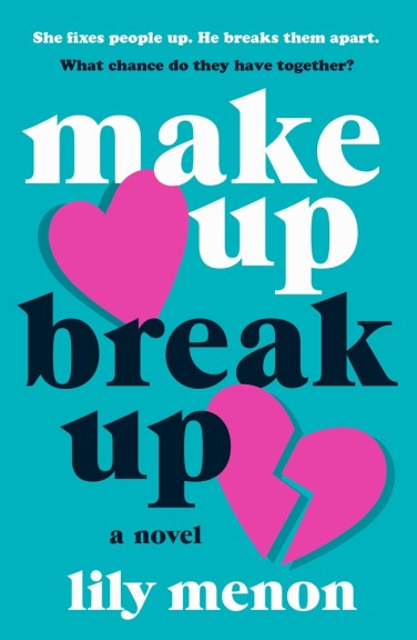 make up break up by lily menon