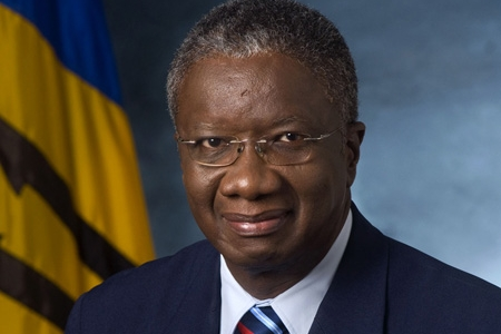 Prime Minister Freundel Stuart's Democratic Labor Party won Barbados' 2013 general election taking home 16 parliamentary seats in the process. (Google Images)