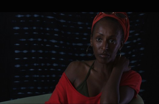 Ethiopian actress Tsehaie Kidane speaks appears in Bill Duke's documentary 'Dark Girls' which examines how colorism impacts black women. (Screen capture)