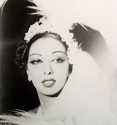 Josephine Baker was an entertainer and activist. She is the first American born woman to be honored with France's Croix de Guerre for serving as a spy during the French Resistance. (Google Images)
