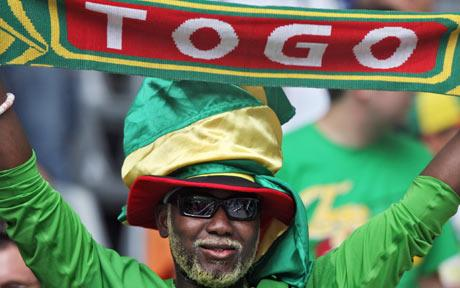 The Togo Indomitable Lions have been named in a FIFA probe. (Google Images)