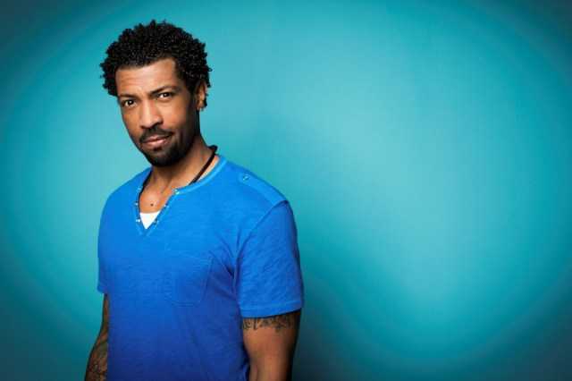 Comedian Deon Cole serves up a satirical take on pop culture on TBS' unscripted comedy 'Deon Cole's Black Box.'  (Photo Credit: TBS)
