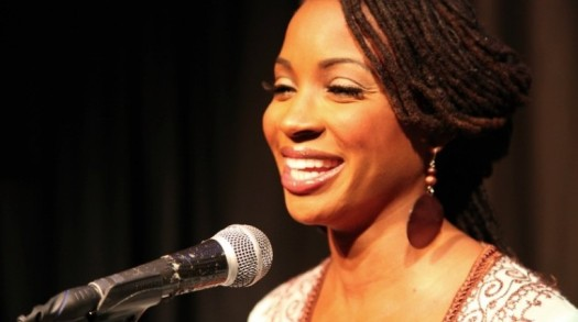 Actress Shanola Hampton stars in Charles Murrays much anticipated 'Things Never Said.' (Photo Credit: mfa.org)