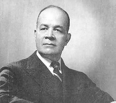 Jamaican American Joel Augustus Rogers was the nation's first war correspondent. (Photo Credit: Facebook)