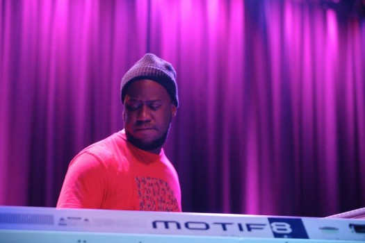 Robert Glasper of the Robert Glasper Experiment. (Photo Credit: Shannon McCollum)