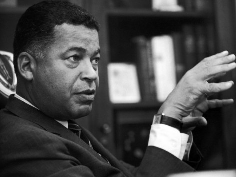 Mr. Edward Brooke is the first African-American senator since the Reconstruction era in the United States and the first Black senator elected by popular vote.  (Photo Credit: Google Images)